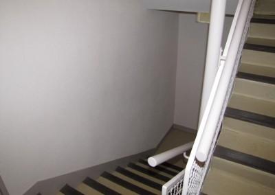 Peinture cage d'escalier la Celle saint cloud